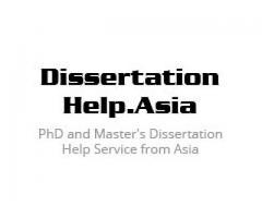 Dissertation Help in Asia