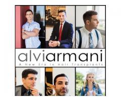 Hair Transplant Clinic & Restoration Cost - Alvi Armani
