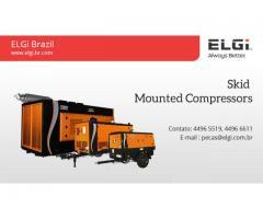 Air Compressor Brazil -elgi.br.com