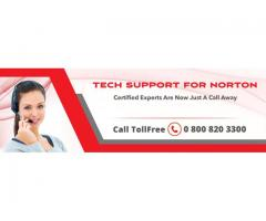 Norton Support 0800-820-3300