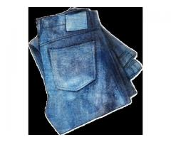 Customize jeans - Personalized Service